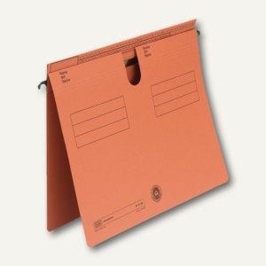Hängehefter Sorte 81, A4, überstehender Reiterfalz, orange, 50 St., 100570008