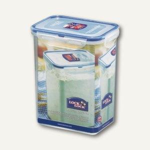 Lock & Lock Kunststoffbox 1.8 Liter, 151 x 108 x 185 mm, 6 Stück, HPL813