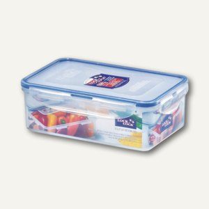 Kunststoffbox 1 Liter, 205 x 134 x 69 mm, Abtropfgitter, 5 Stück, HPL817T