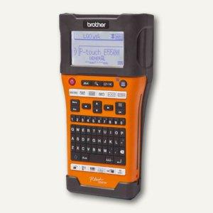 Beschriftungsgerät PT-E550WVP Koffer, f. Schriftbänder 3.5-12 mm, PTE550WVPZG1