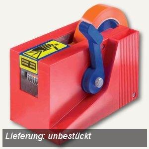 Tischabroller Automat 6037 - bis 30 mm (B), halbautomatisch, Kunststoffgehäuse,