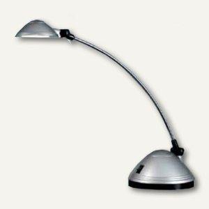 Styro LED-Tischleuchte Saturn, Höhe: 47 cm, 5 Watt, silber, h5010644