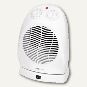 Heizlüfter / Ventilator, Sicherheitskontaktschalter, 230x300x200 mm, weiß, 27167