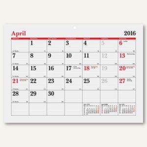 Artikelbild: Wandkalender Monatskalender - DIN A4