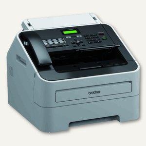 Brother Laserfax 2845 - Laserfax + Tel. inkl. UHG, 368x311x360 mm, FAX2845G1
