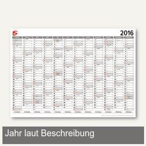 Jahresübersicht - DIN A4
