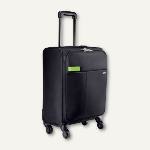 Handgepäck-Trolley Smart Traveller Complete, 380x225x550 mm, schwarz, 6227-00-95