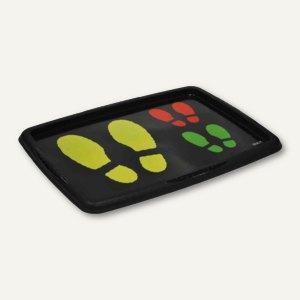Artikelbild: Schuhablage Footprints - (B)550 x (H)400 mm