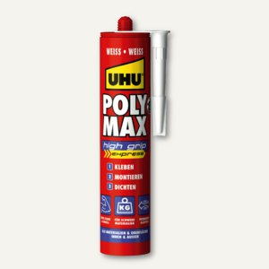 Montagekleber POLYMAX high grip express - 425 g