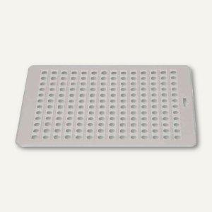 OKT Spülbeckenmatte - eckig, PVC, (B)315 x (T)265 mm, weiß, 1045610000000