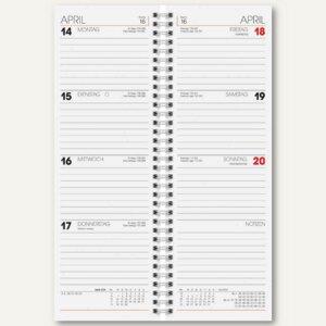 Wochenkalender - Hochformat