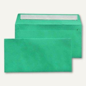 MAILmedia Briefumschlag C6/5, 114x229 mm, ohne Fenster, grün, 250 Stück, 227675