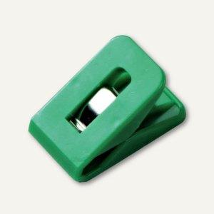 Laurel Briefklemme SIGNAL 1, 25 x 43 mm, 19 mm Klemmweite, grün, 100 St.,1110-60