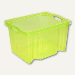 OKT Aufbewahrungsbox Multi-Box M, 13.5 l, 350 x 270 x 210 mm, grün, 10272278000
