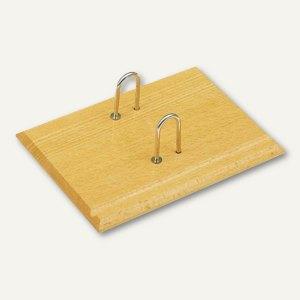 JPC Kalenderuntersatz - 200 x 150 x 30 mm, Holz, braun, 800132