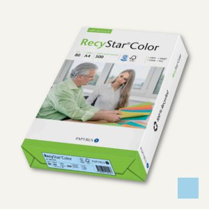 Artikelbild: Multifunktionspapier RecyStar Color - DIN A4