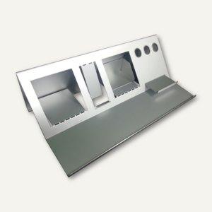 Schreibtischorganizer aus eloxiertem Aluminium