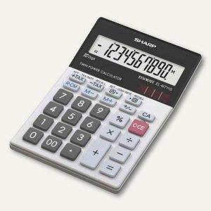Tischrechner EL-M711G GY