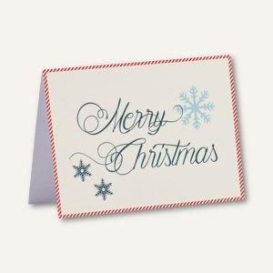Artikelbild: Weihnachtskarte + Umschlag