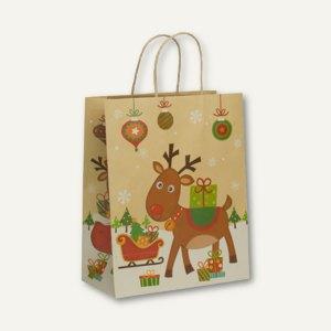 Weihnachten Geschenktasche