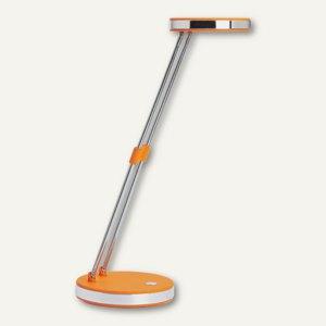MAUL LED-Tischleuchte MAULpuck, (H)18.5-33 cm, 5 Watt, orange, 8201243