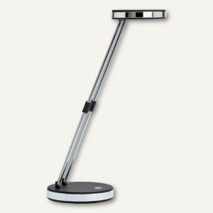 MAUL LED-Tischleuchte MAULpuck, (H)18.5-33 cm, 5 Watt, schwarz, 8201290