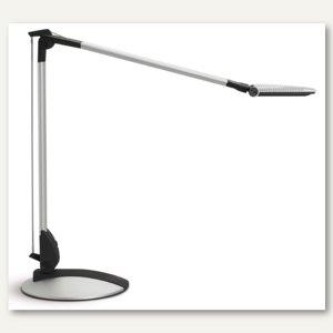 LED-Designleuchte MAULoptimus - Standfuß, dimmbar, (H)51 cm, 10W, silber, 820659