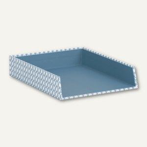Frame - Smoky Blue Ablagekorb für DIN A4