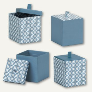 Vorratsbox Frame - Smoky Blue