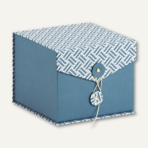 Box mit Klappdeckel