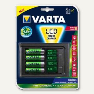Artikelbild: Ladegerät LCD SMART CHARGER für 4 Micro AAA / Mignon AA