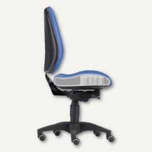 Bandscheiben-Drehstuhl - Sitzhöhe: 42-56 cm
