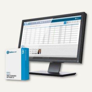 Safescan TA+ Planungs-Software für Zeiterfassungsgerät, 125-0516
