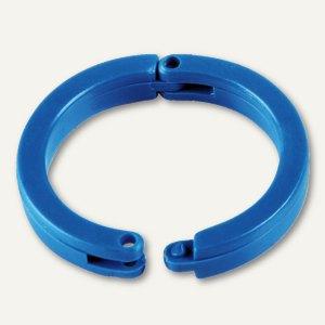 Laurel Ringbinder, POM, Ø 23 mm, blau, 100 Stück, 0422-30