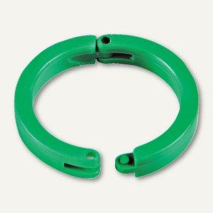 Laurel Ringbinder, POM, Ø 23 mm, grün, 100 Stück, 0422-60