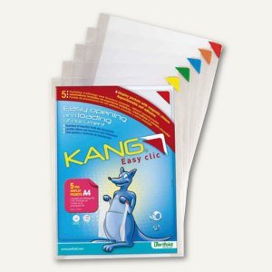 Sichtmappe KANG Easy Clic mit Magnetverschluss
