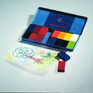 Wachsmalkasten - 16 Farben