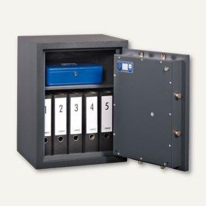 FORMAT Wertschutzschrank Libra 2 - 635x490x430 mm, 154 kg, graphit, 013810-60000