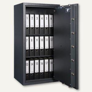 Wertschutzschrank Libra 50 - 1.200x600x500 mm, 330 kg, graphit, 013860-60000