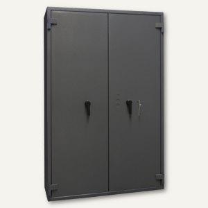 Wertschutzschrank Libra 80 - 1.900x1.200x550mm, 2-türig, 815kg, graphit, 013890-