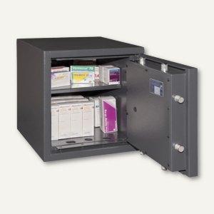 Wertschutzschrank Lyra 1 (Klasse 1) - 405x400x270 mm, 42 kg, graphit, 022201-600