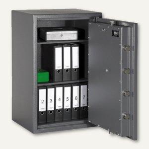 Wertschutzschrank Topas Pro 50 - 1.400x850x550 mm, 627 kg, graphit, 003254-60000