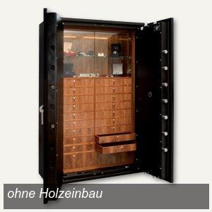 Wertschutzschrank Rubin Pro 70 - 1.900x1.200x550 mm, 1.070kg, 2-türig, graphit,