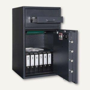 Deposittresor Topas Pro D-II/120 - Frontload, 940x665x665mm, 533kg, graphit, 213