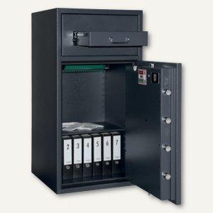 Deposittresor Topas Pro D-II/230 - Frontload, 1.320x665x665mm, 669kg, graphit, 2
