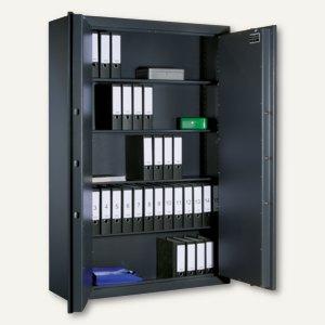 Geschäftstresor GTA 70 - 1.200x1.280x410 mm, 192kg, 2-türig, graphit