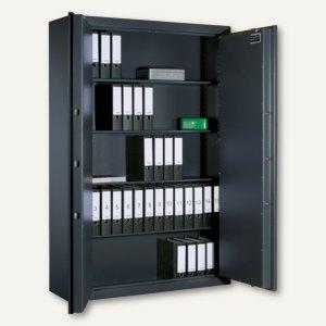 Geschäftstresor GTA 90 - 1.900x1.280x410 mm, 284kg, 2-türig, graphit