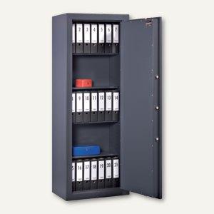 FORMAT Geschäftstresor GTB 50 - 1.900x700x470 mm, 241 kg, graphit, 002861-60000