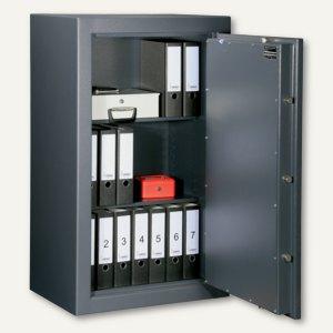 Geschäftstresor GTB 40/2 schwer - 1.200x700x470 mm, 200kg, graphit, 002860-60001