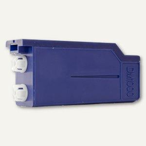 KMP Tintenpatrone für Frankiermaschine Pitney Bowes DM 800 i, blau, 7007,0003
